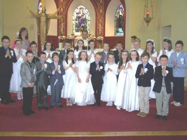 holy communion 2012