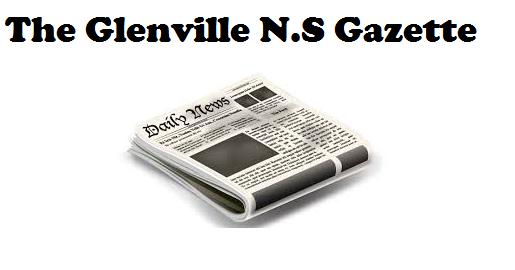 Glenville Gazette Logo 2